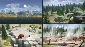 Tatonka montage paysages 2