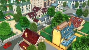 Zou houses