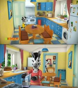 Zou's kitchen