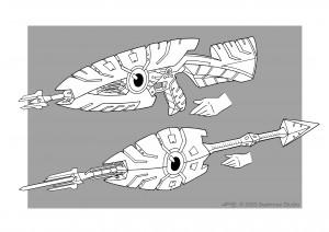 alien gun-Guillaume Laigle
