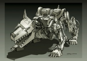 dogbot-Guillaume Laigle